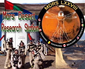 Crew 78, Mars Desert Research Station