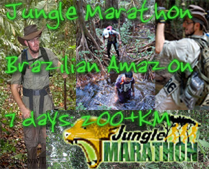 Judah completes the Jungle Marathon the toughest foot race on the Planet